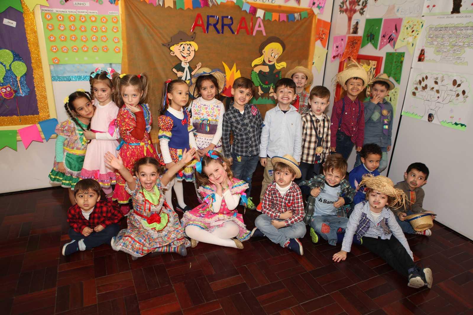 Festa Junina 2019 - Escola Doritos