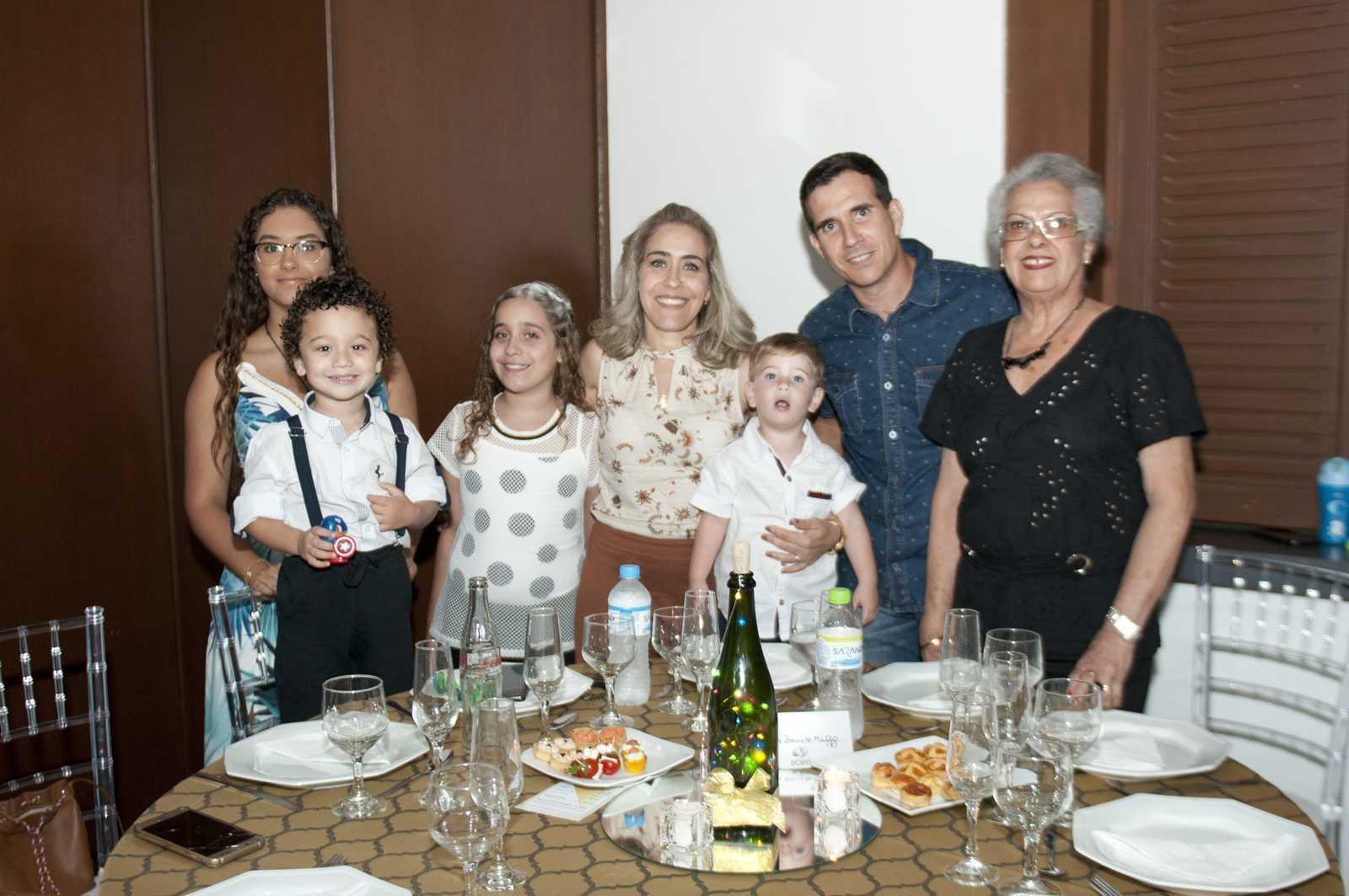 Jantar Pais e Filhos 2018