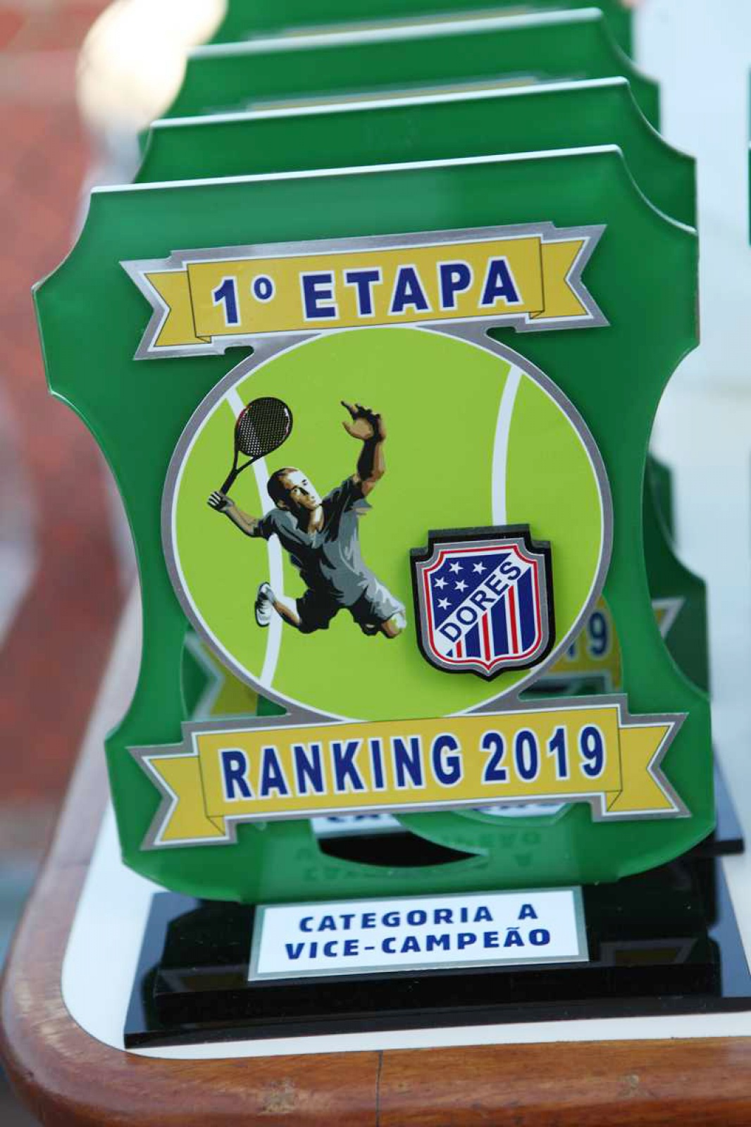 1ª Etapa do Ranking 2019 de Tênis