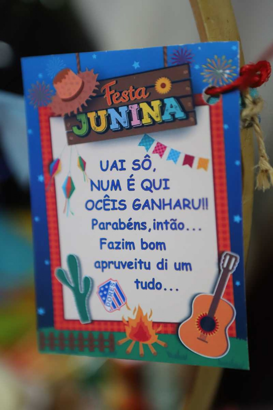 Live Esportes - Festa Junina