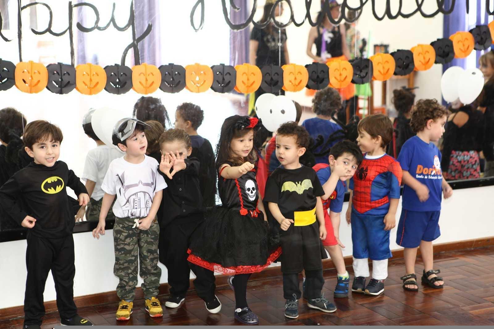 Halloween 2018 - Escola Doritos
