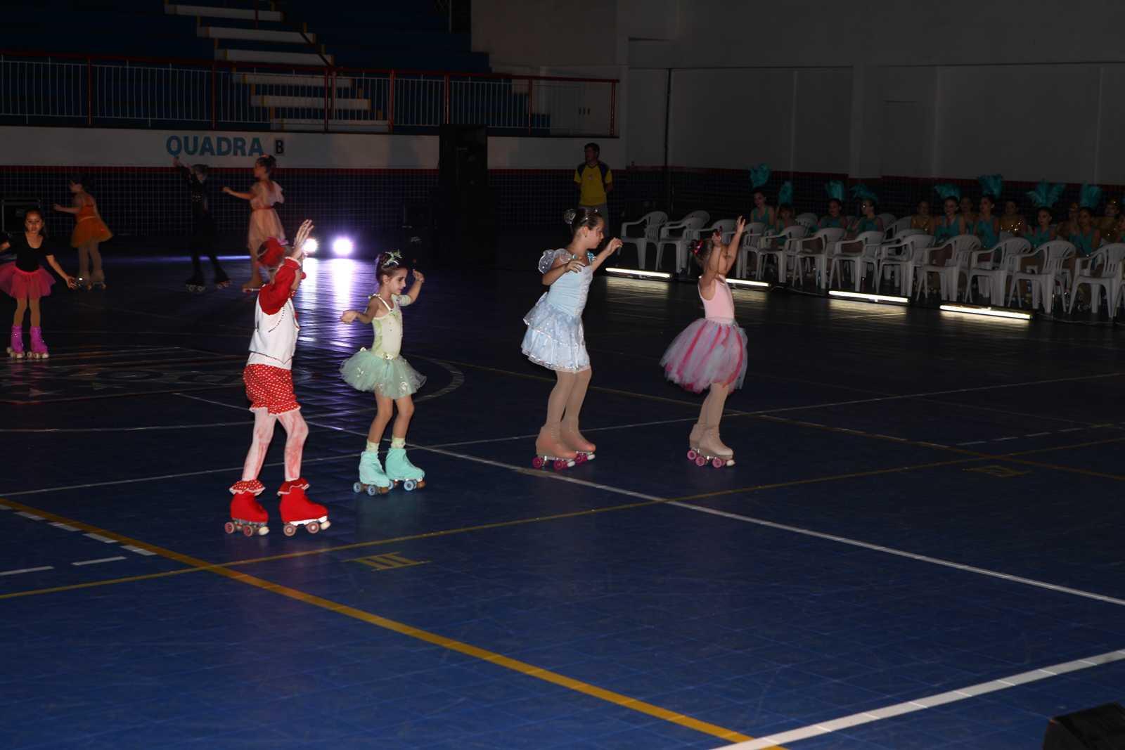 2º Festival de Patinação Artística do Clube Recreativo Dores