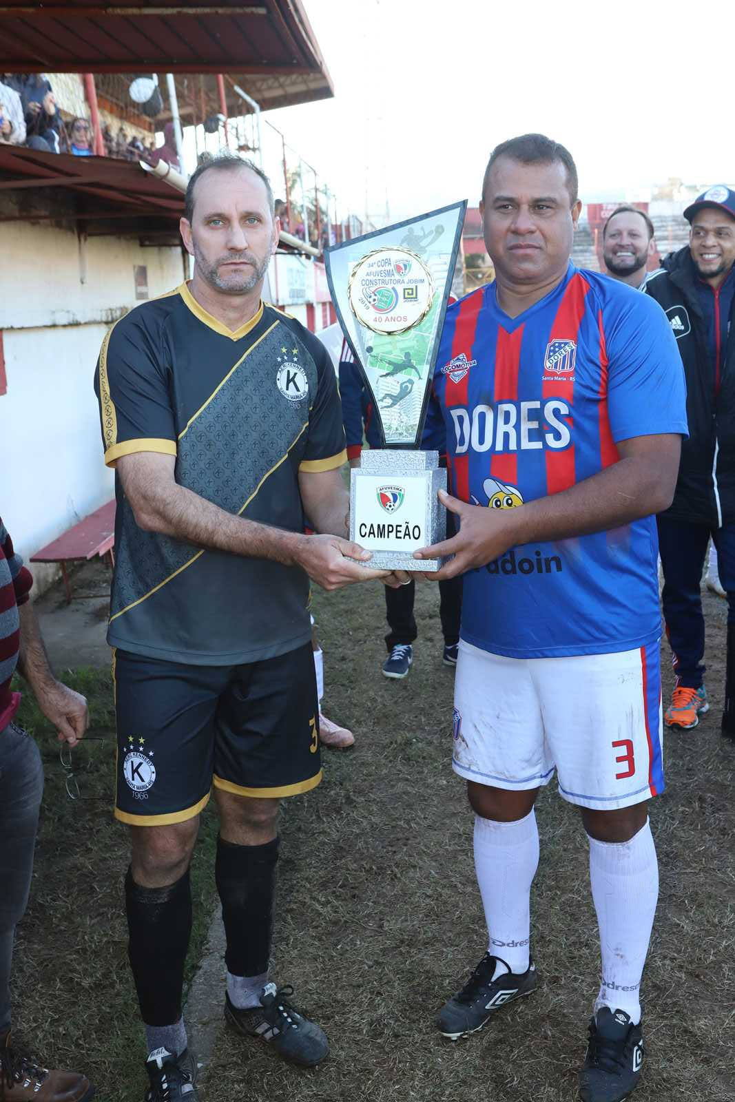 34ª Copa AFUVESMA - Final Categoria 40 anos