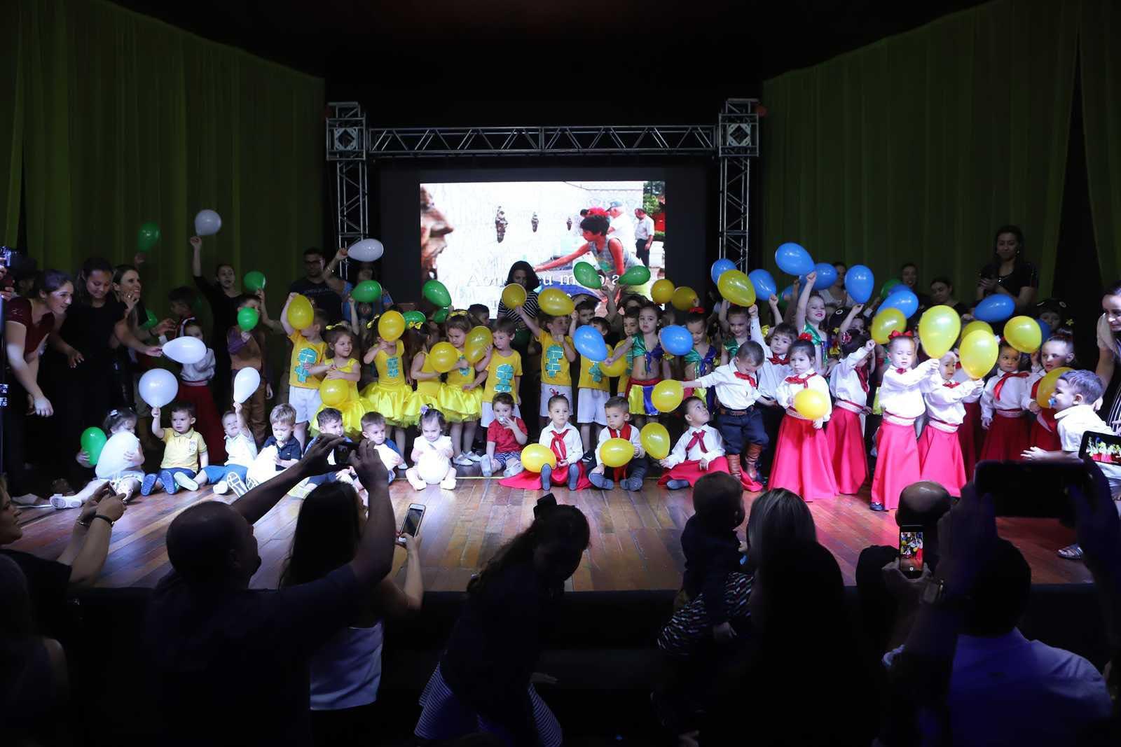 Formatura Escola Doritos 2019