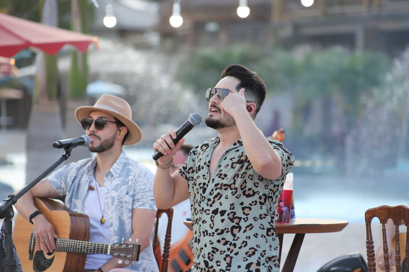 Live Sandro & Cícero