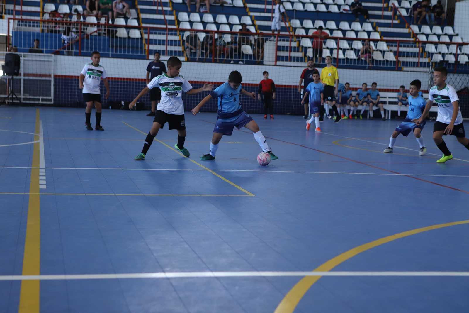 14º Campeonato Dores/Pampeiro de Futsal Categorias de Base (Finais)