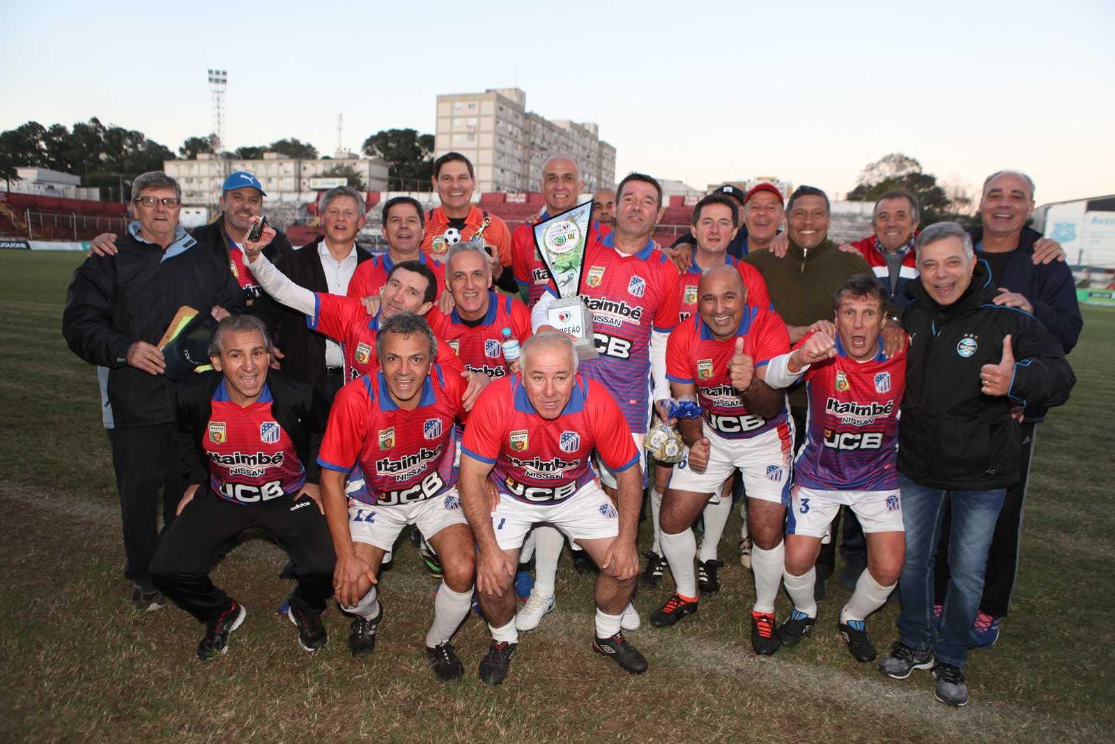 34ª AFUVESMA - Final Categoria 55 anos