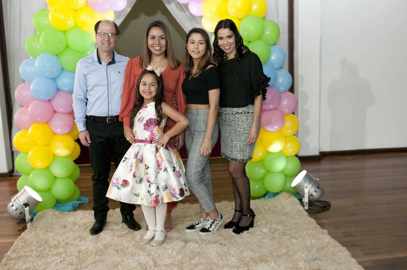Jantar Infantil - PartiuDores 2019