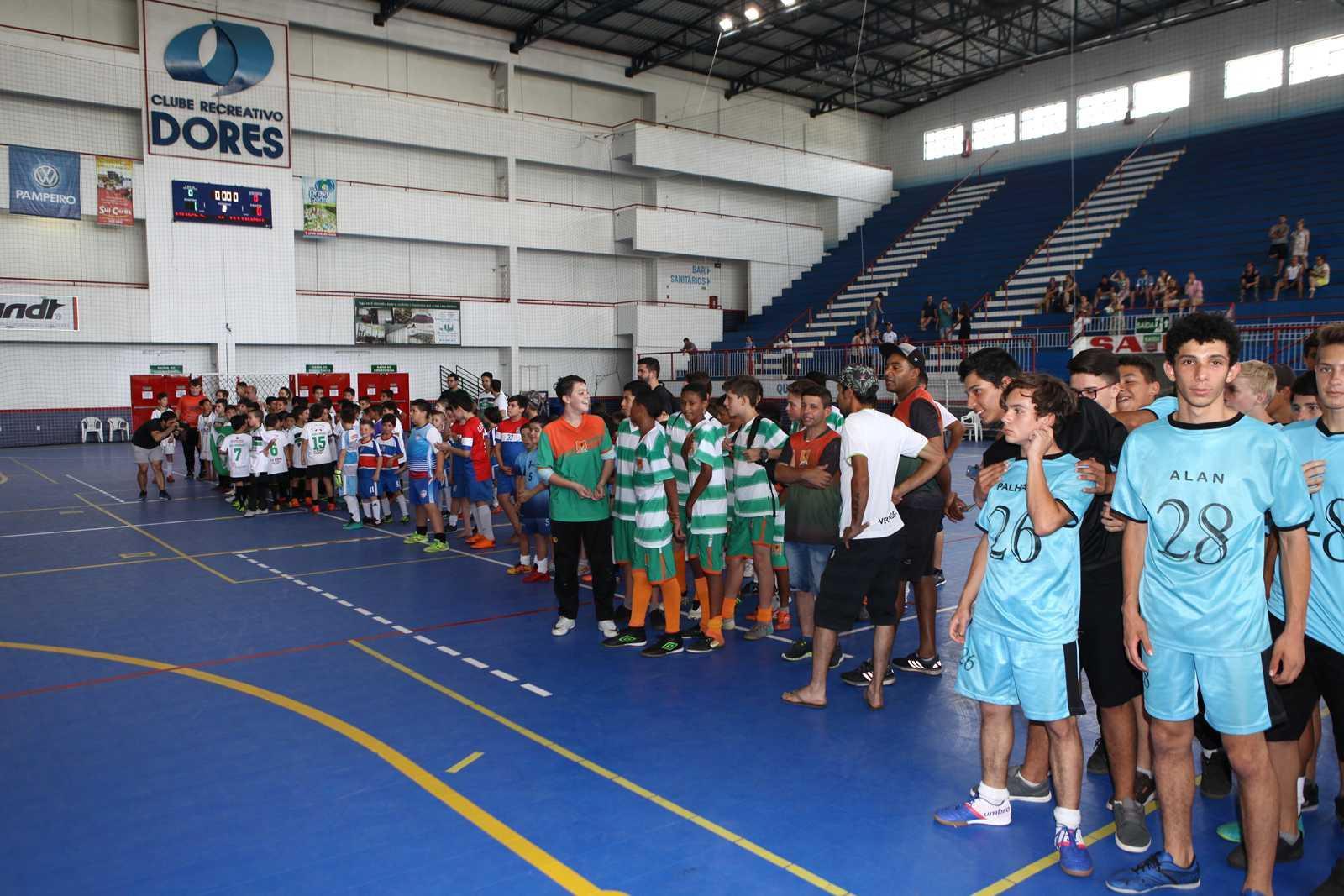Final da Copa Dores/Pampeiro 2018
