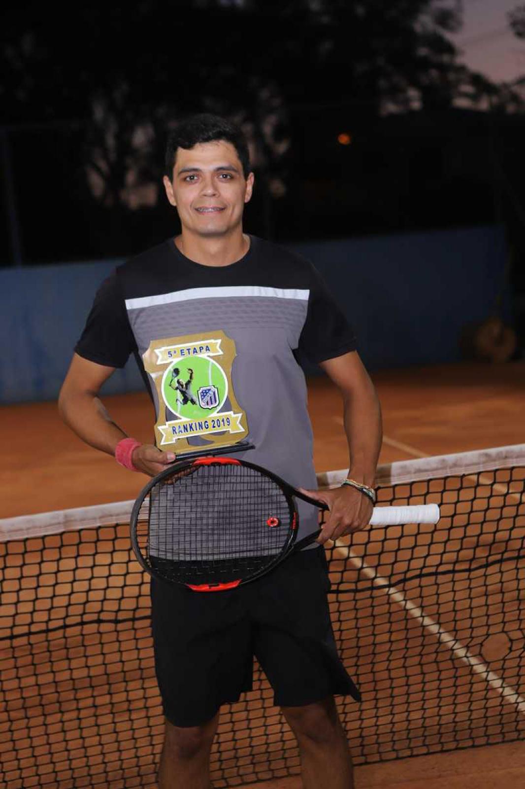 V Etapa do Ranking de Tênis 2019