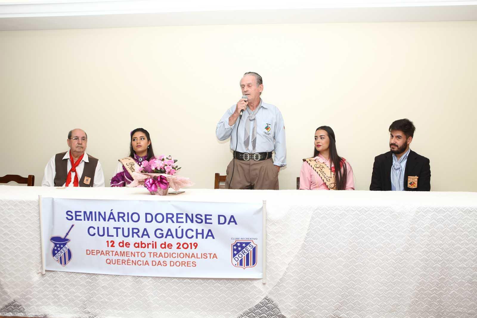 Seminário Dorense da Cultura Gaúcha