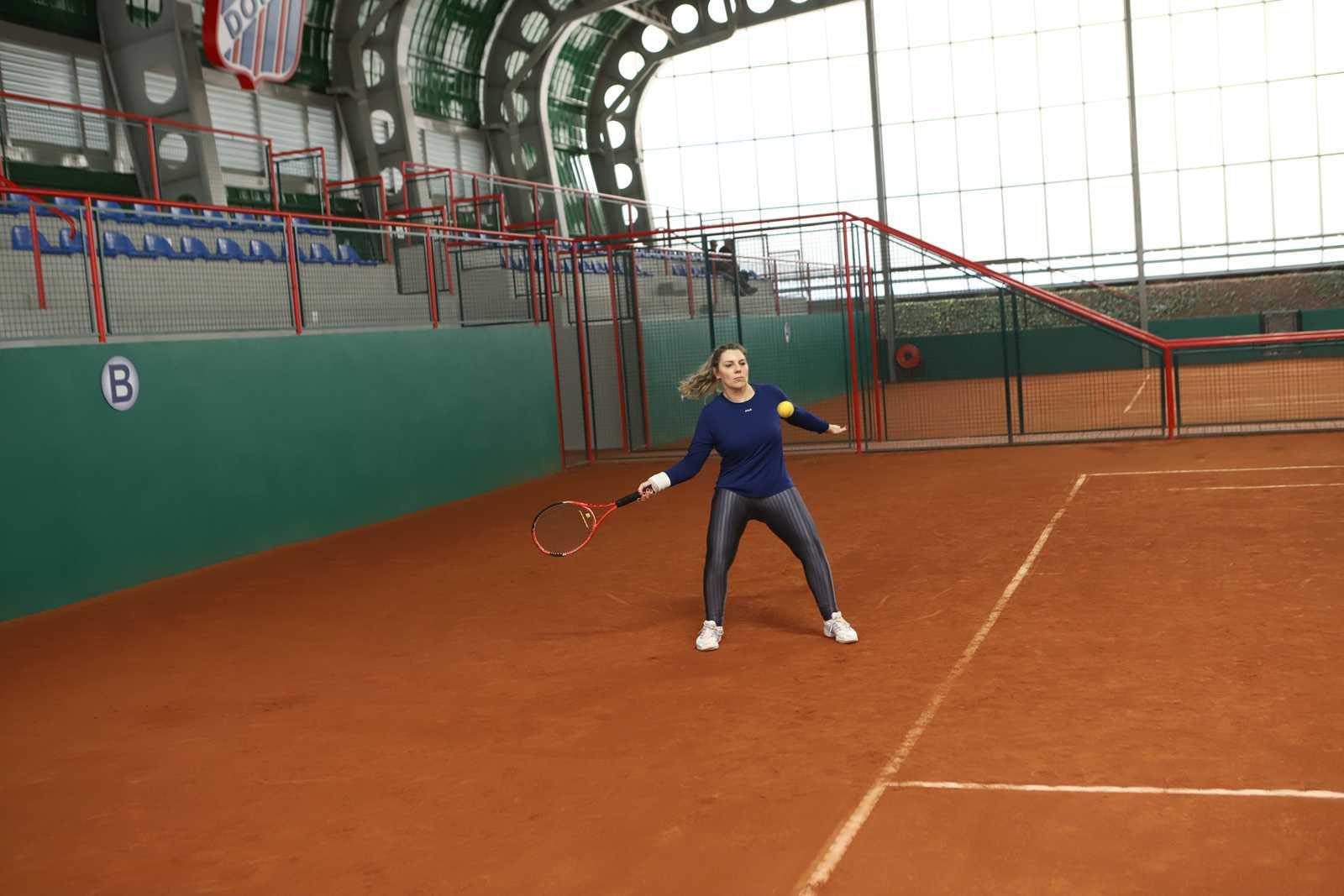 Torneio de Duplas - Inauguração do Ginásio de Tênis