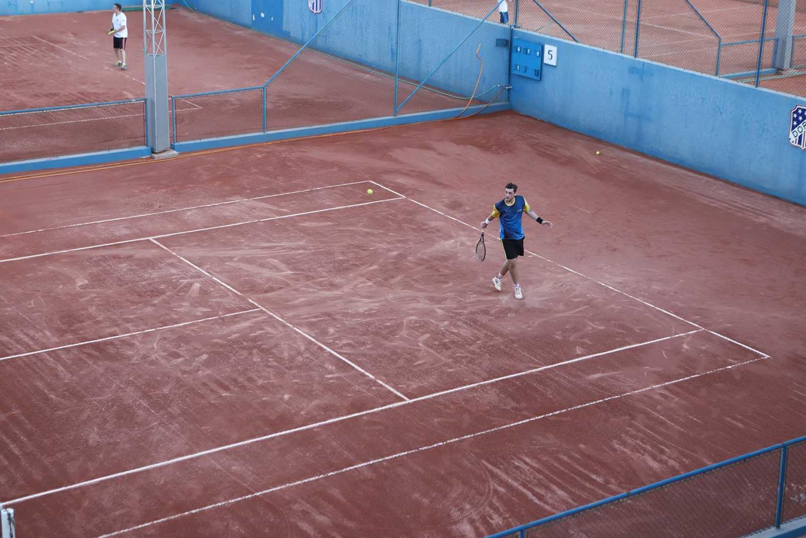IV Etapa do Ranking de Tênis 2019