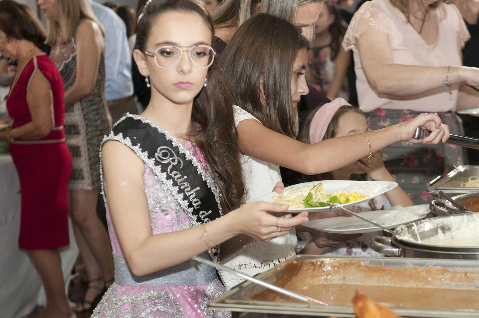 Jantar Infantil - Baixinhos em Ação