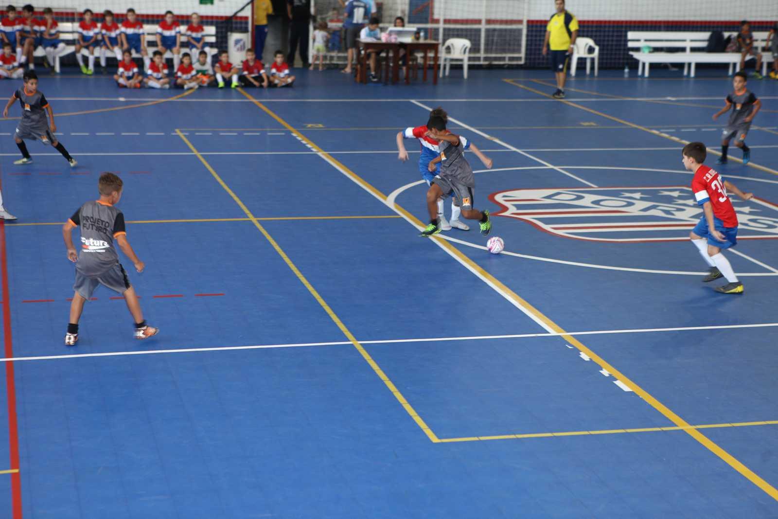 Dores Futsal x Projeto Futuro - Amistoso