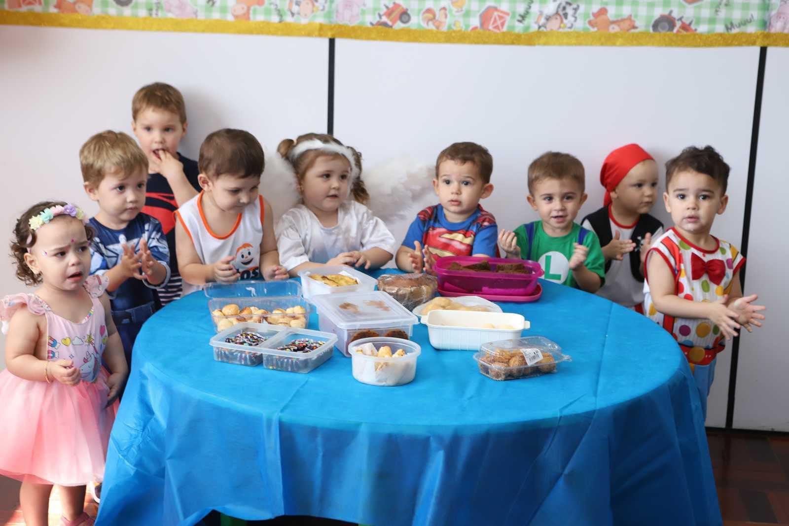 Escola Doritos - Dia das Crianças