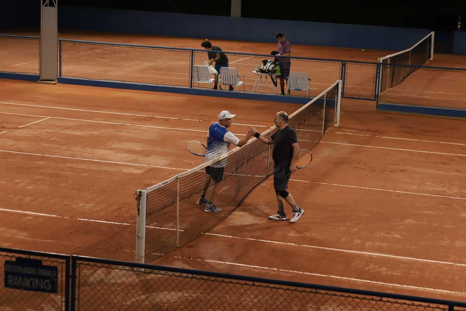 V Etapa do Ranking de Tênis 2019: confira os resultados