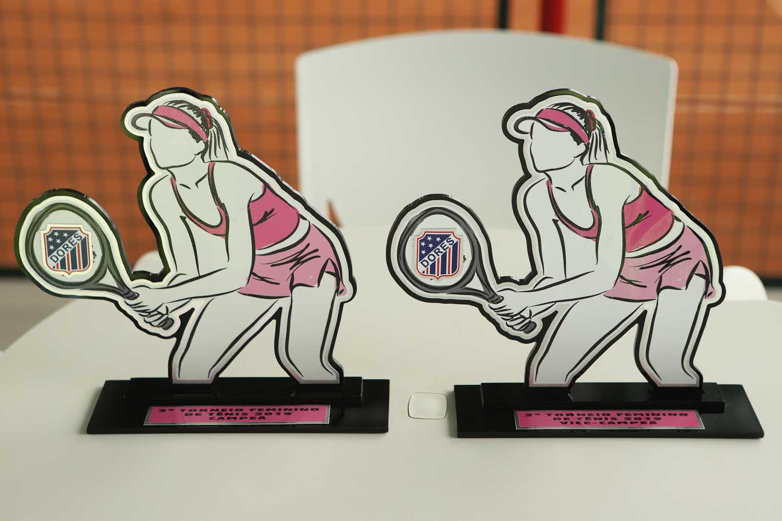 2º Torneio Feminino de Tênis