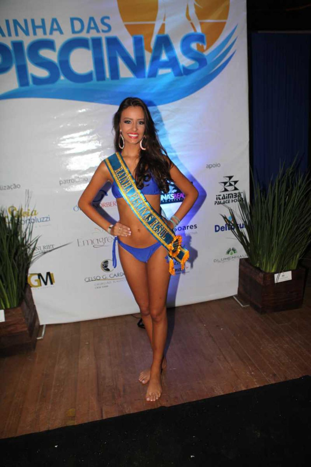 Concurso Rainha das Piscinas Estadual