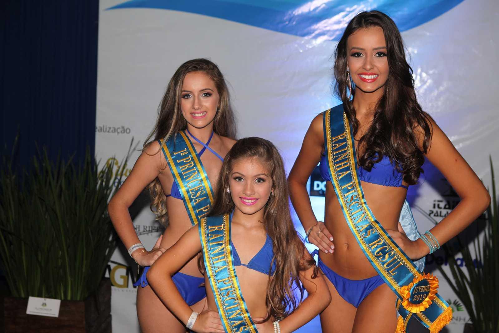 Dorenses premiadas no Concurso Rainha das Piscinas