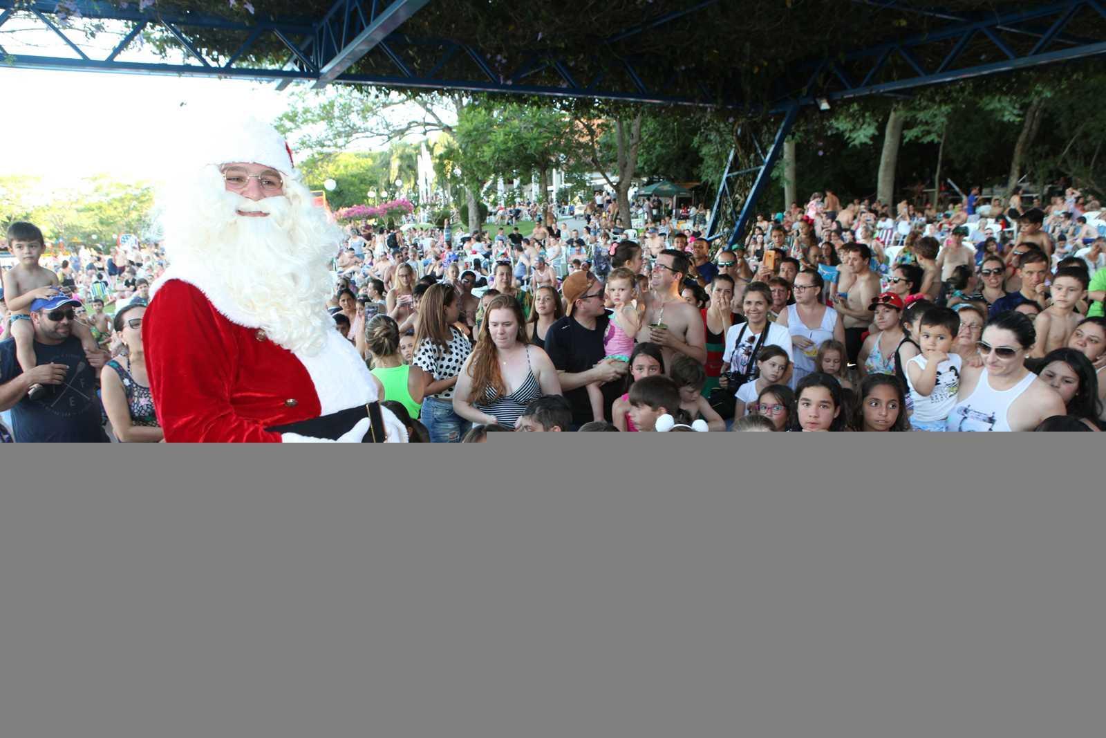 Chegada do Papai Noel 2018