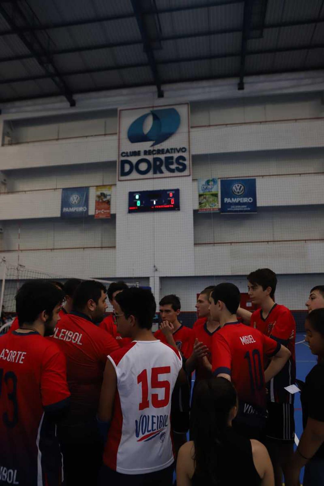 V Taça Dores de Voleibol - Categoria Juvenil