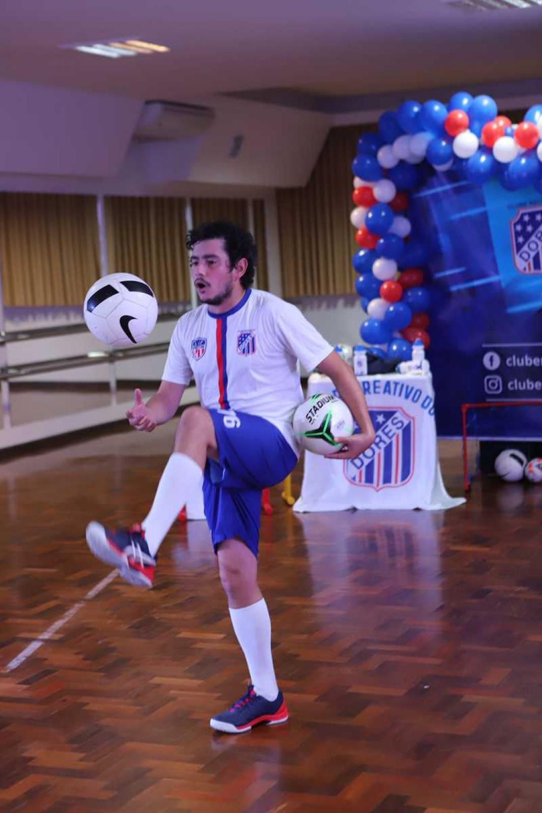 Live Esportes - Dia Nacional do Futebol