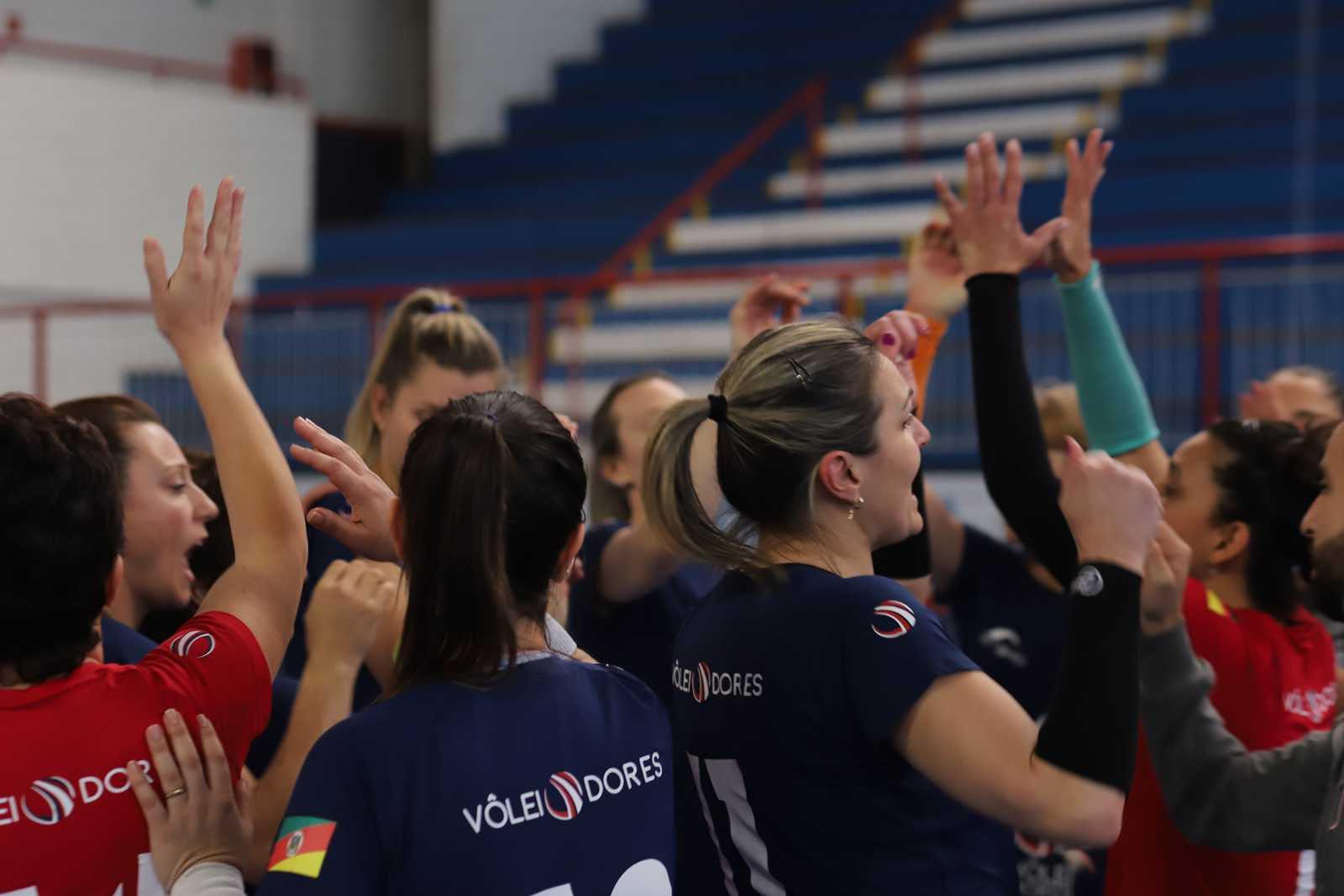 XVIII Copa Voleibol Master Feminino