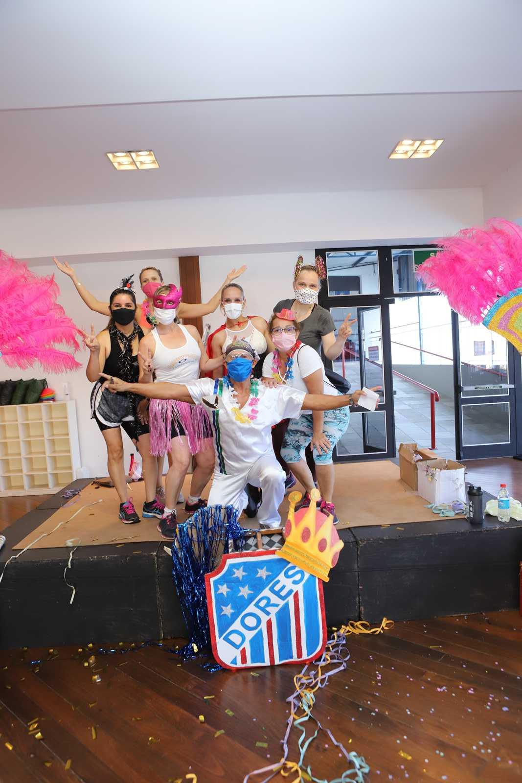 Carnaval - Esportes