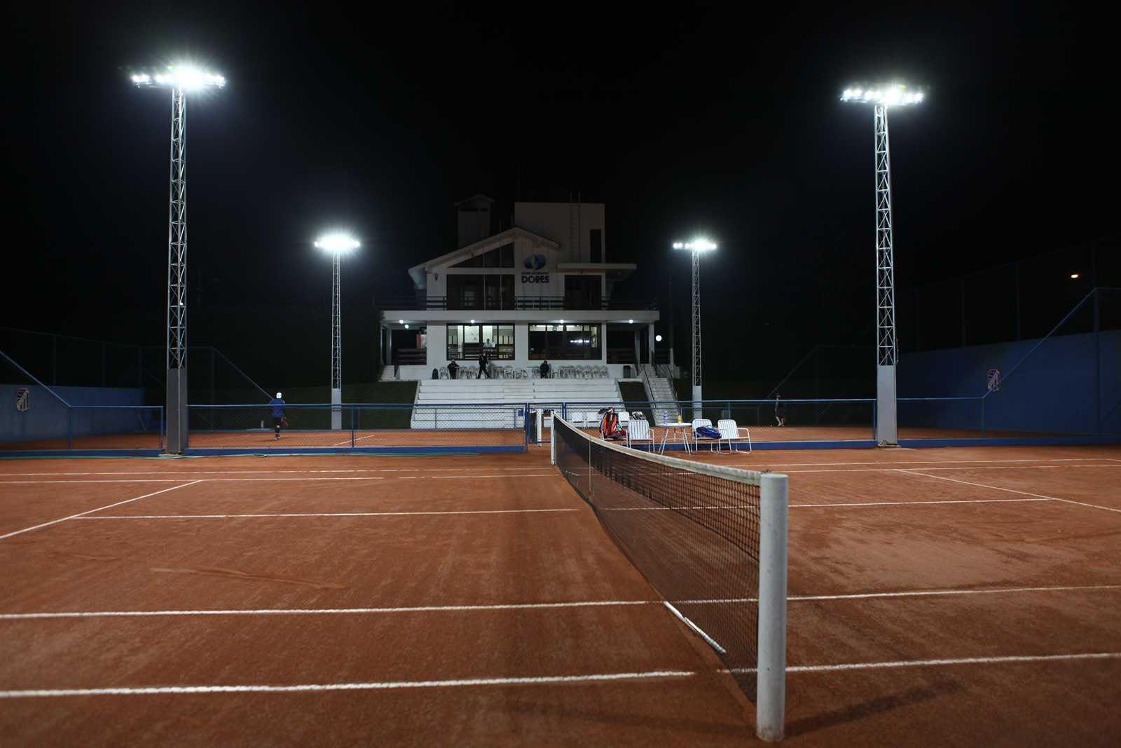 III Copa Inverno de Tênis: Confira os vencedores