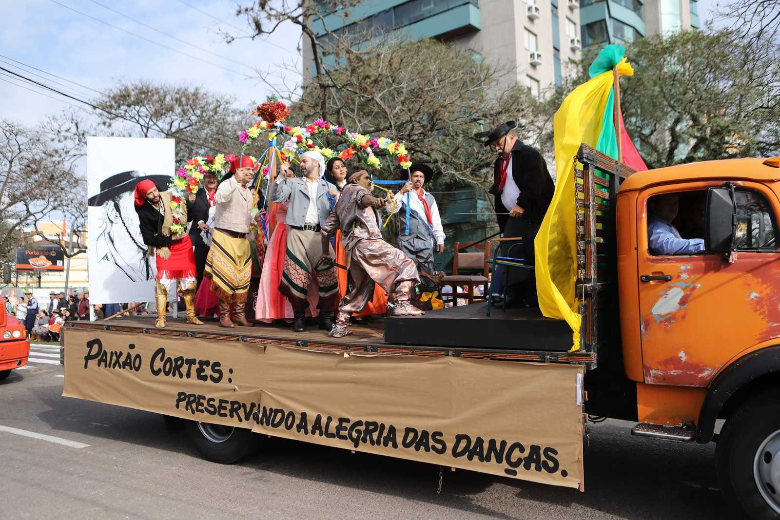 Semana Farroupilha 2019 - Desfile