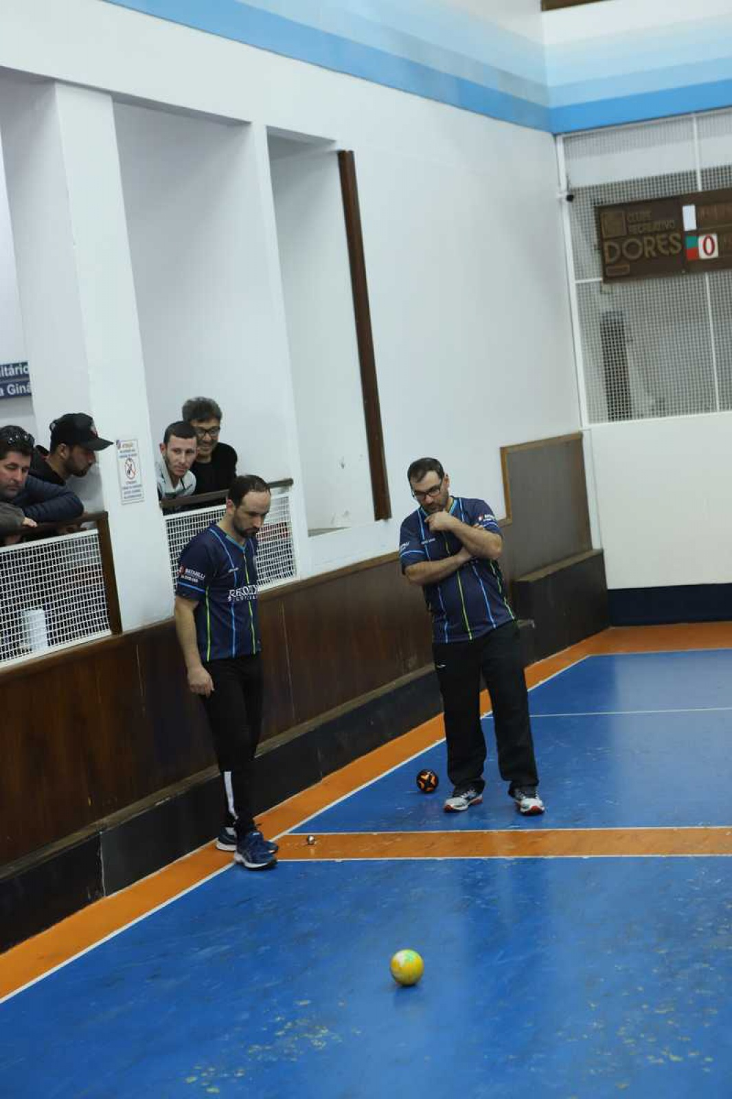 1ª Copa Dorense de Bocha - Modalidade Trios