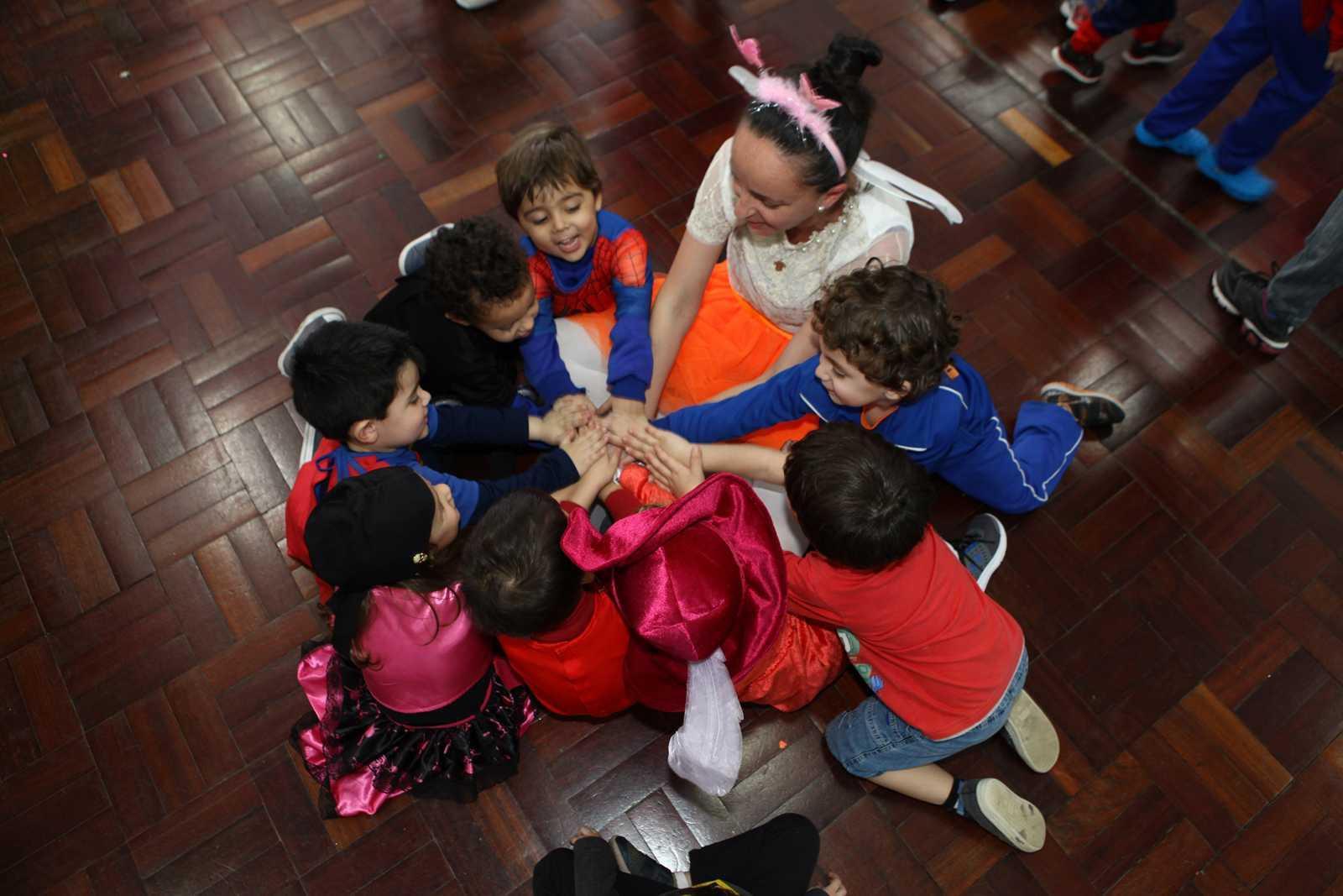 Escola Doritos - Dia das Crianças 2018