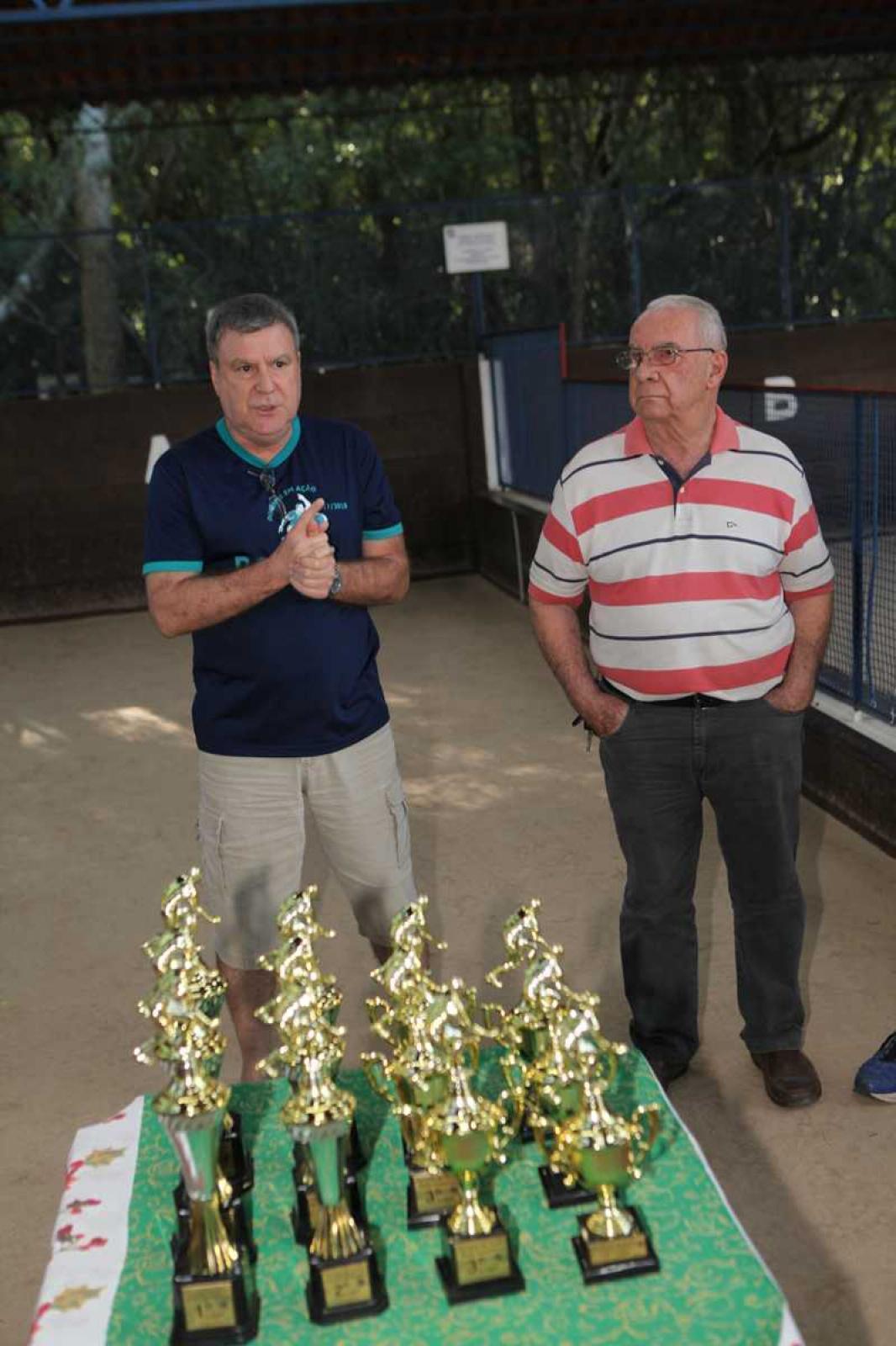 Projeto Verão 2019 - Torneio de Bocha