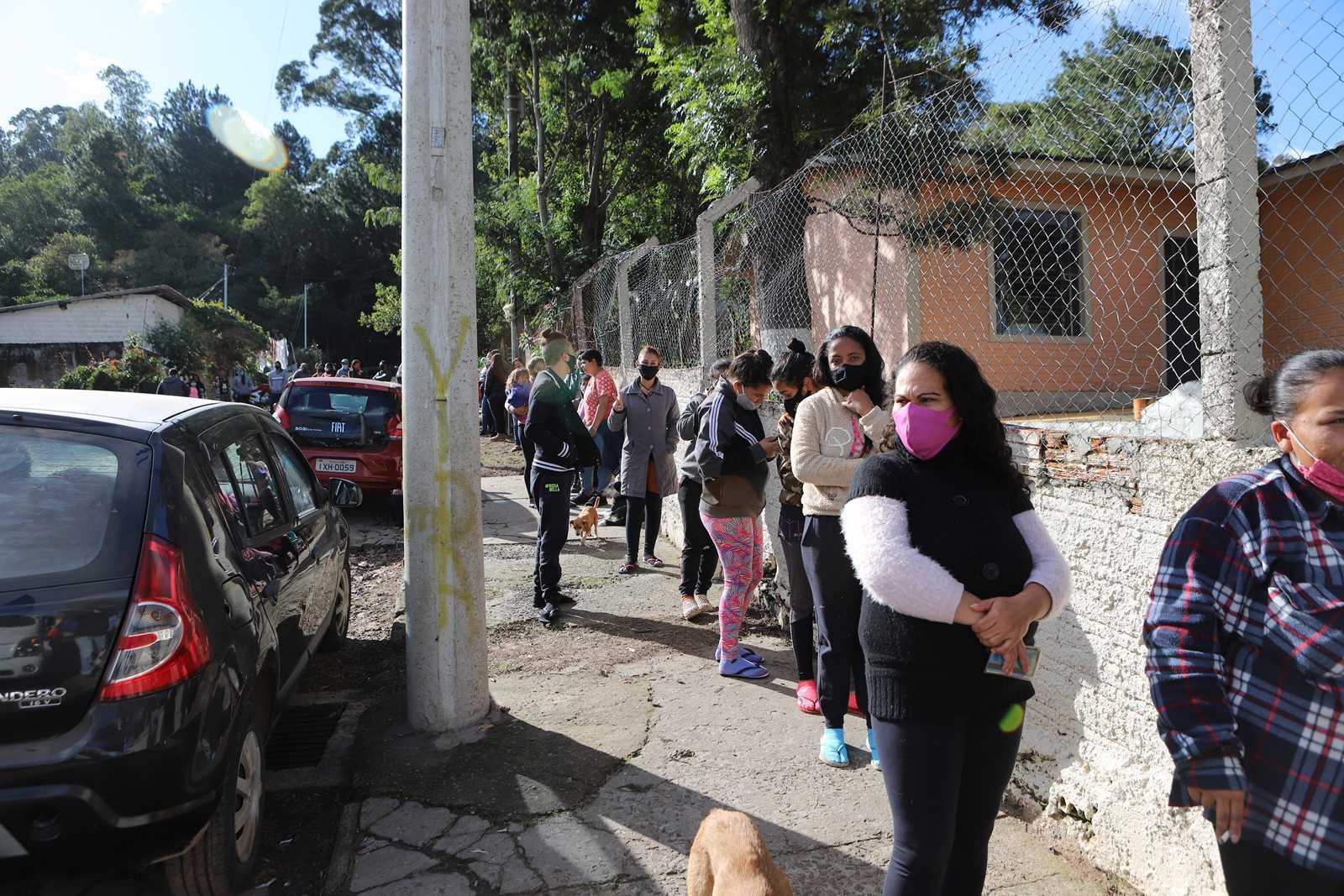 Dores em Ação Social - EMEF Nossa Senhora Conceição