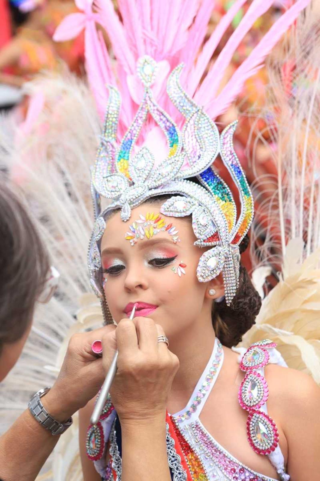 Carnaval Dores 2020: Baile Infantil