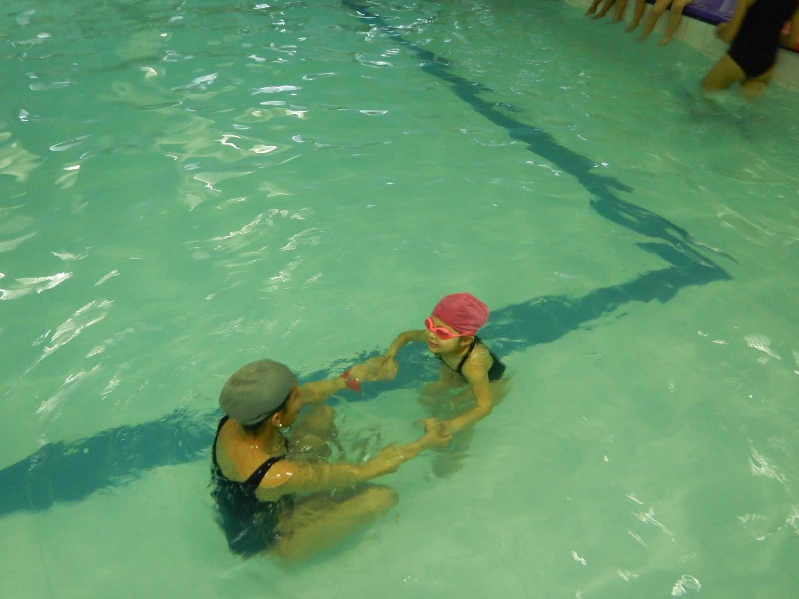 Swimming Day