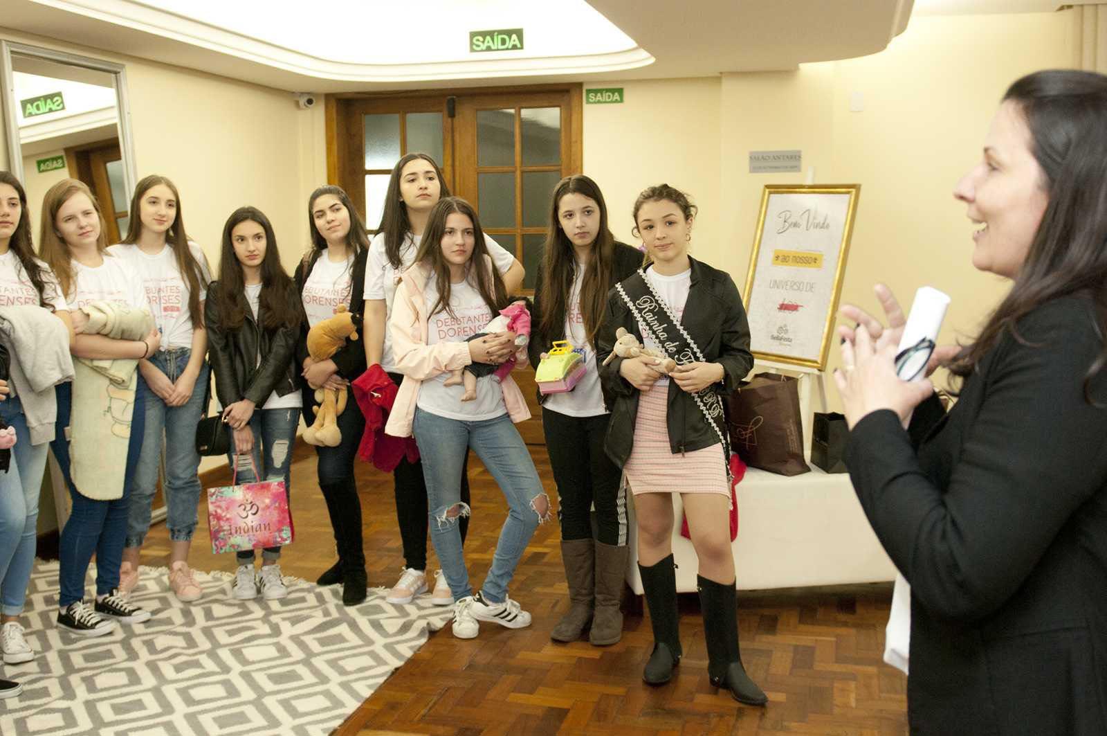 Ciclo de Palestras - Debutantes Dorenses 2019