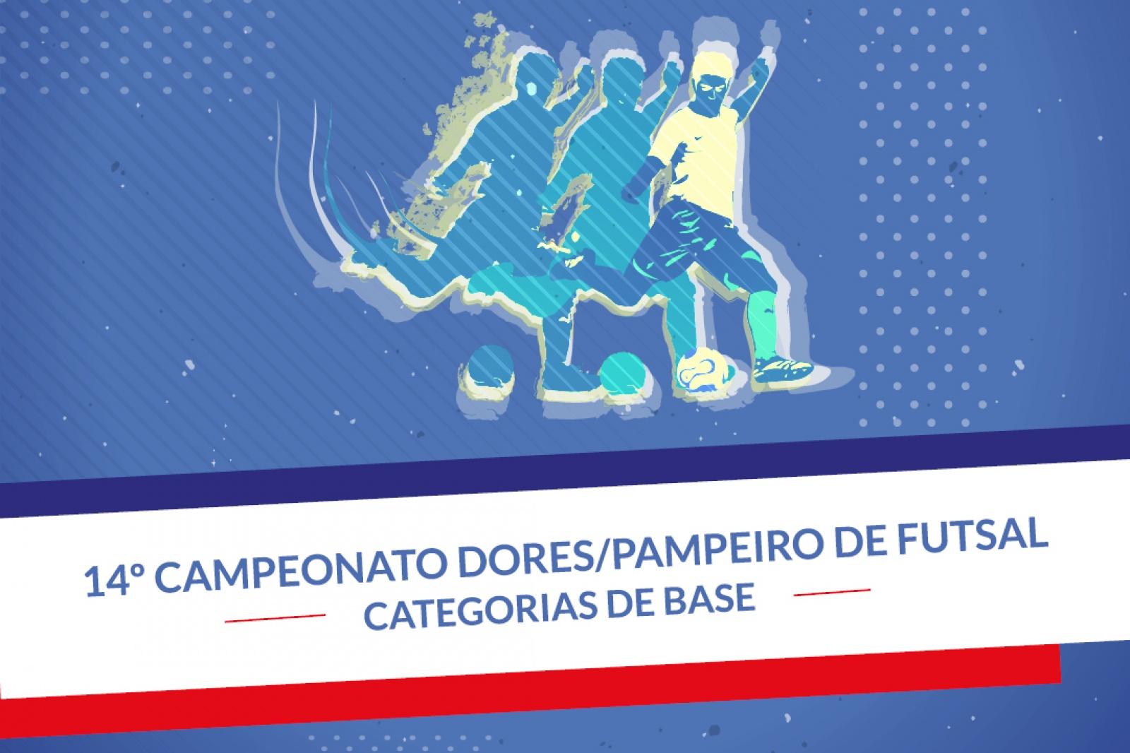 Abertura do Dores/Pampeiro de futsal transferido
