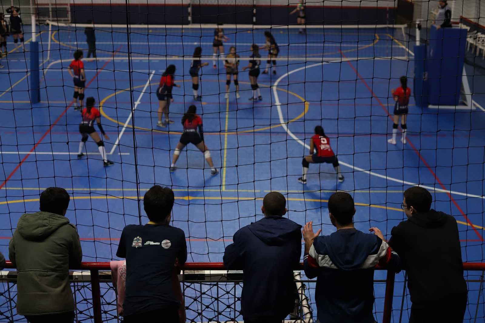V Taça Dores de Voleibol - Categoria Juvenil/Fem