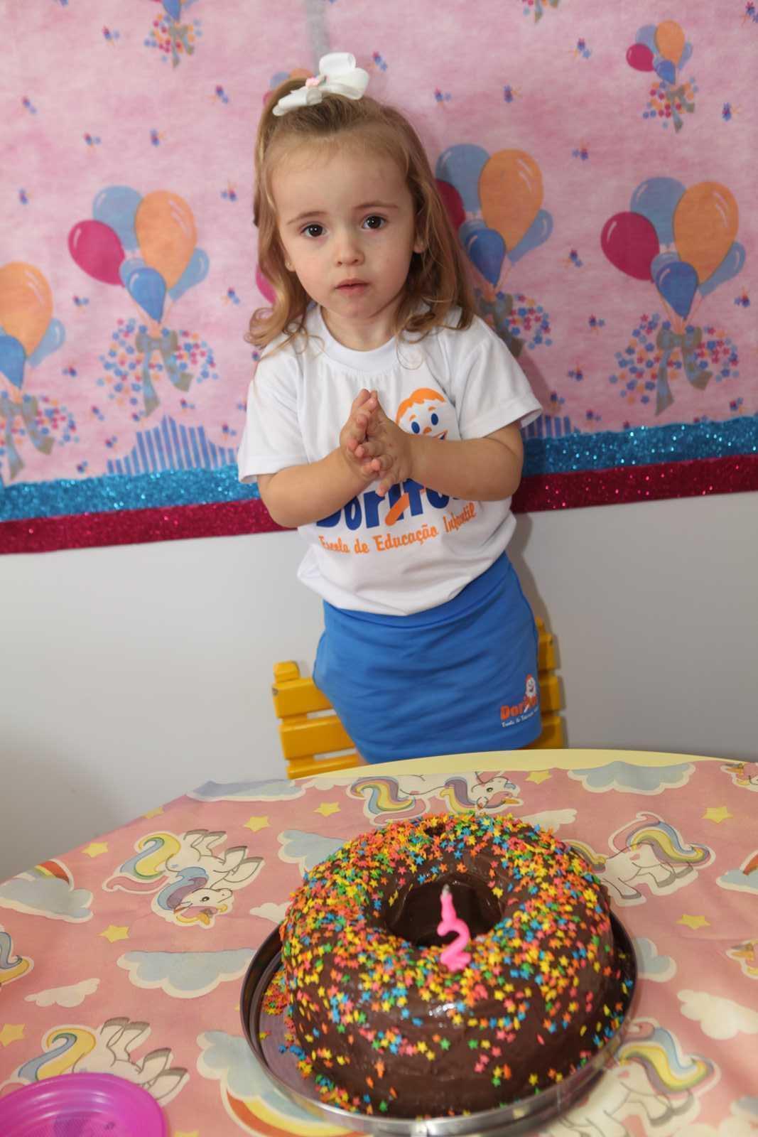 Aniversariantes de Março - Escola Doritos