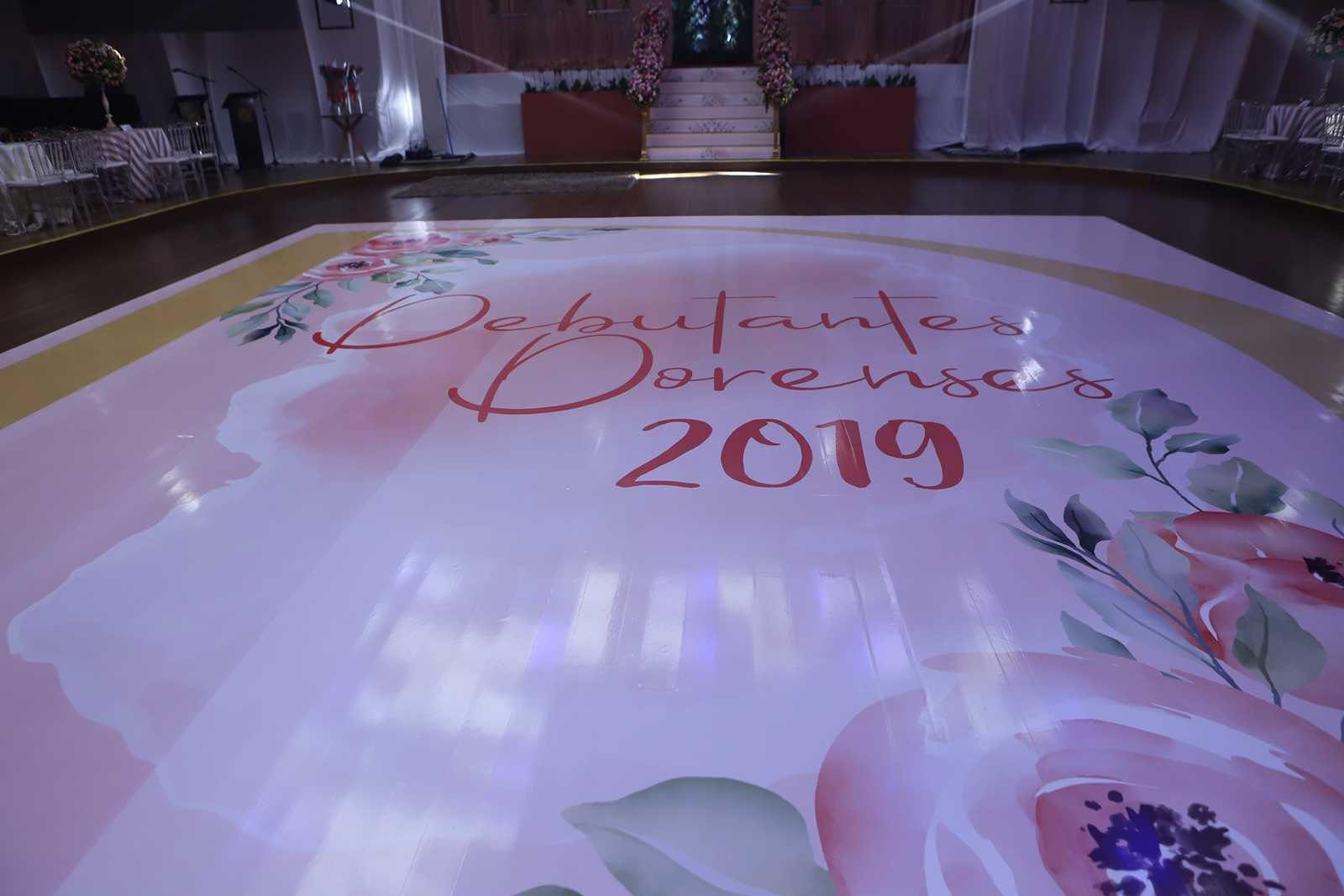 Debutantes Dorenses 2019 - Decoração (Fernando Camargo)