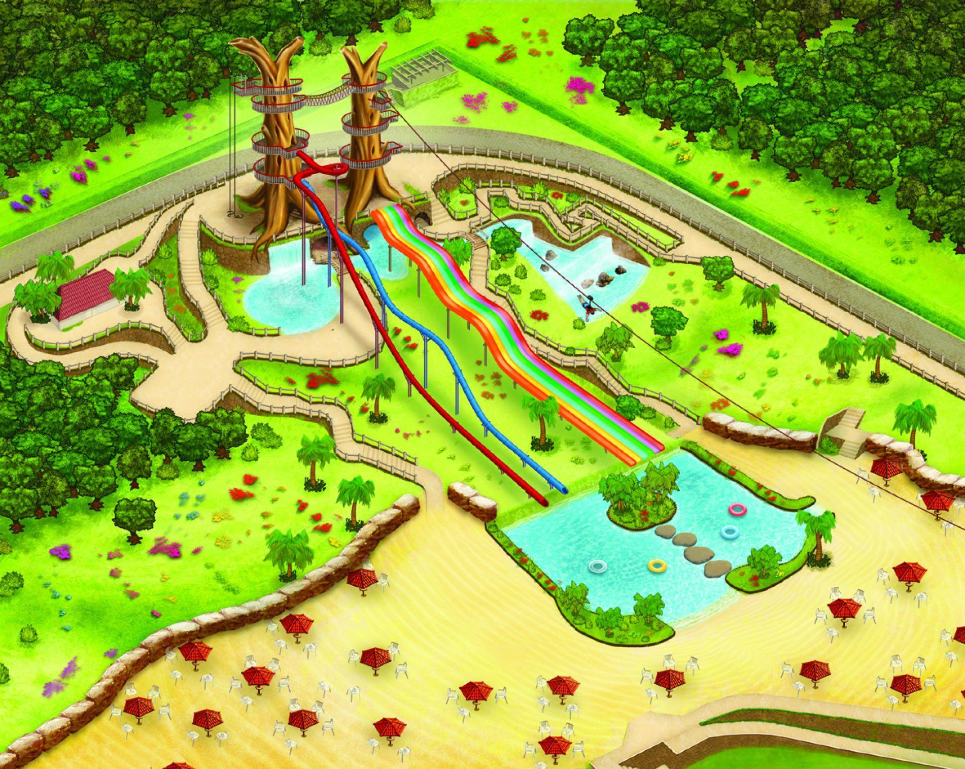 Projeto Dores Praia Park