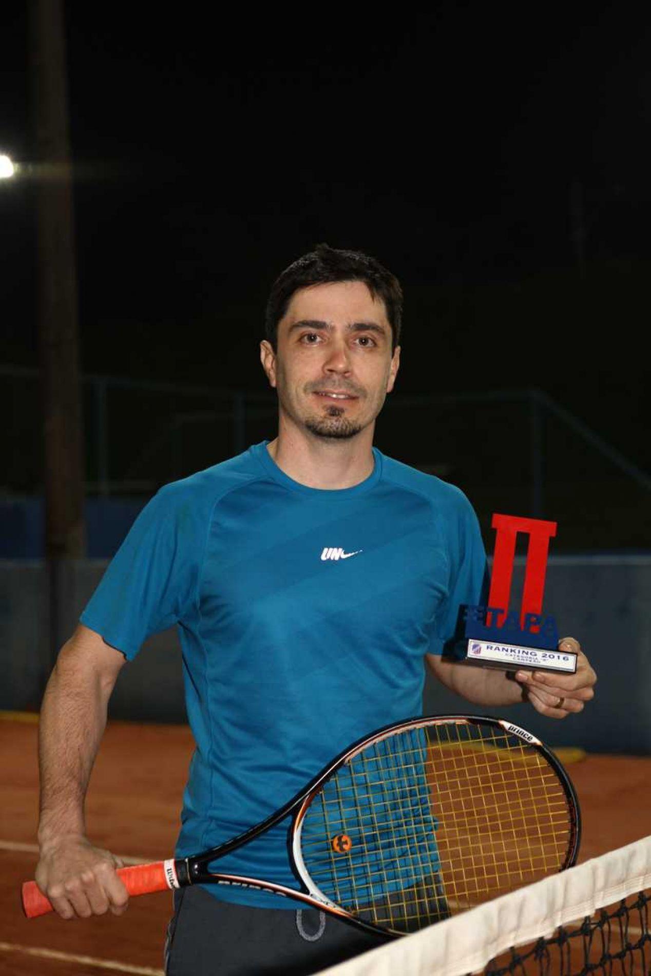 Campeão / Categoria. D - Jaderson Monteiro
