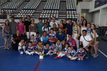 Clube Recreativo Dores faz bonito no Dores/Pampeiro de Futsal