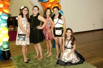 Jantar Infantil #PartiuDores 2018