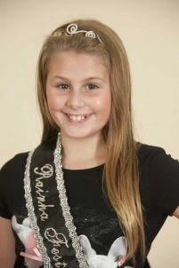 Julia Brondani - Rainha de Festas Infantil