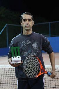 Sênior C - Campeão - Marcelo Silva