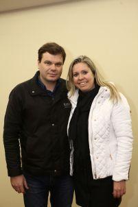Anne Caldas e Guilherme Colvero da Cunha