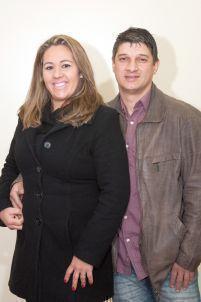 Ana Paula e Deroni Campos